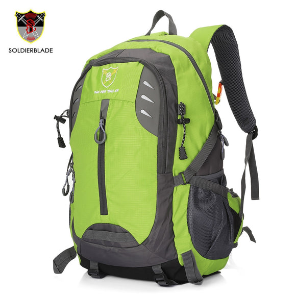 SOLDIERBLADE Backpack Water Resistance Outdoor Bag - DromedarShop.com Online Boutique