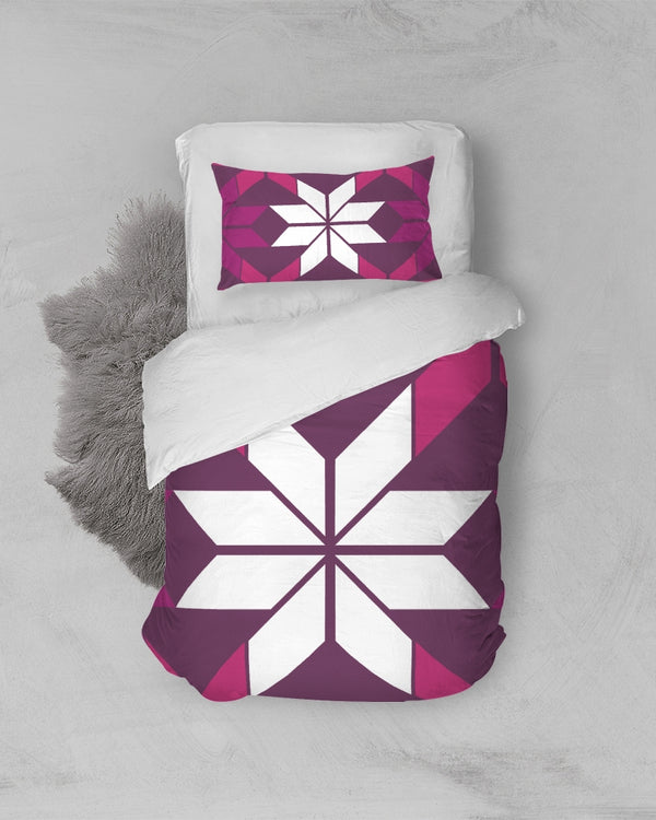 Aztec-Inka Collection Twin Duvet Cover Set DromedarShop.com Online Boutique