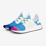 Abstract Colorful Triangel Unisex Lightweight Sneaker DromedarShop.com Online Boutique