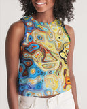 You Like Colors Women's Cropped Tank DromedarShop.com Online Boutique