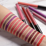 FOCALLURE Liquid Lipstick Matte, Waterproof Kiss-proof Lips - DromedarShop.com Online Boutique