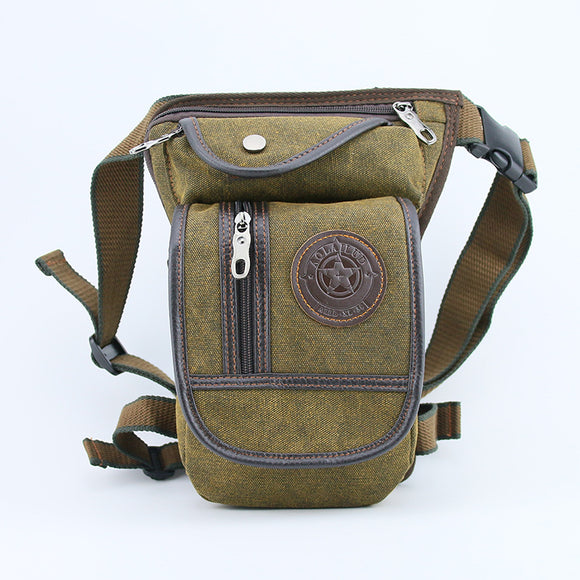 Canvas Men Shoulder Bags DromedarShop.com Online Boutique