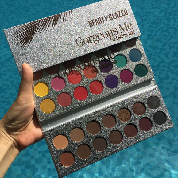 63 Color Eye Shadow Palette