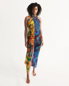 You Like Colors Swim Cover Up DromedarShop.com Online Boutique