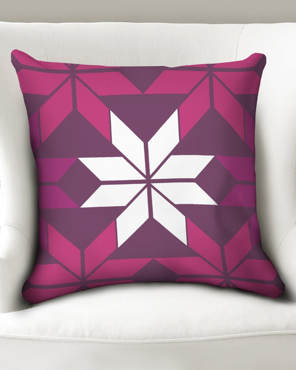 Aztec-Inka Collection Throw Pillow Case 20