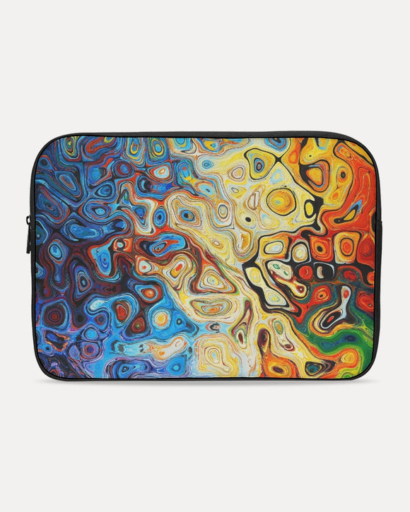 You Like Colors Laptop Sleeve DromedarShop.com Online Boutique
