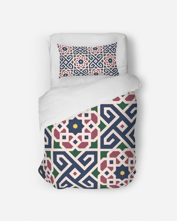 The Miracle of the East Moroccan pattern  Twin Duvet Cover Set DromedarShop.com Online Boutique