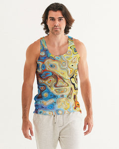 You Like Colors Men's Tank DromedarShop.com Online Boutique