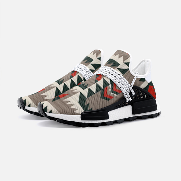 Native North American Navajo Unisex Lightweight Sneaker S-1 Boost DromedarShop.com Online Boutique