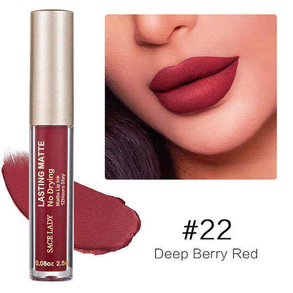 Waterproof Matte Lip Gloss DromedarShop.com Online Boutique