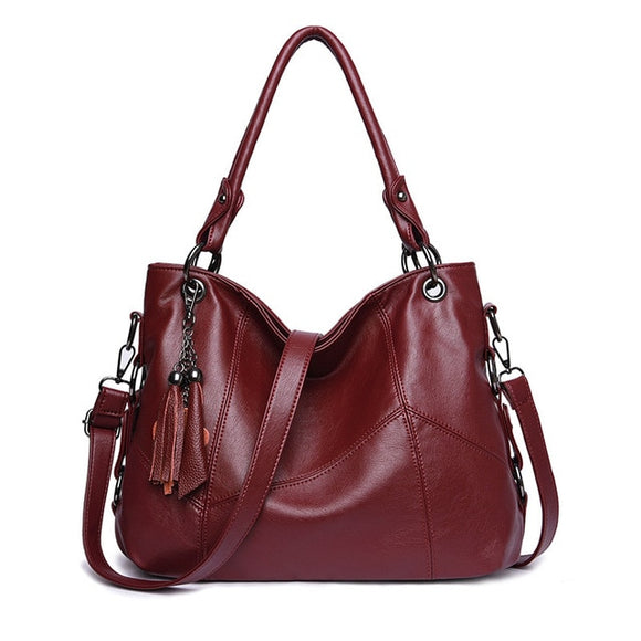 Women PU Leather Handbags - DromedarShop.com Online Boutique