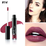 MYS Matte Liquid Lipstick Waterproof