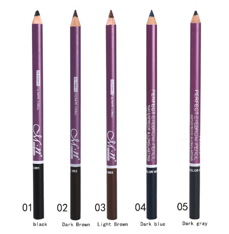 Eyebrow Pencil With a Comb, Waterproof - DromedarShop.com Online Boutique