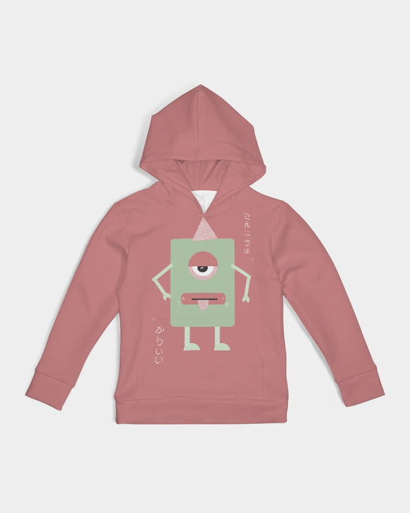 Robot Monster Kids Hoodie DromedarShop.com Online Boutique