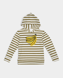 Green tea Kids Hoodie DromedarShop.com Online Boutique