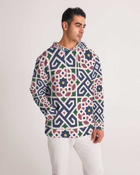 The Miracle of the East Moroccan pattern Men's Hoodie DromedarShop.com Online Boutique