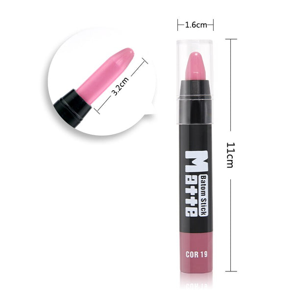 Miss Rose Matte Lipstick Long Lasting Waterproof DromedarShop.com Online Boutique