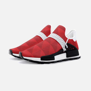 Red Diamonds Unisex Lightweight Sneaker S-1 Boost DromedarShop.com Online Boutique