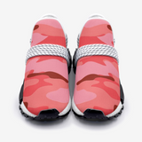 Coral Camouflage Unisex Lightweight Sneaker S-1 Boost DromedarShop.com Online Boutique