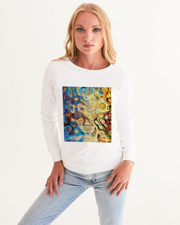 You Like Colors Women's Graphic Sweatshirt DromedarShop.com Online Boutique