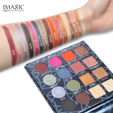 IMAGIC  Eyeshadow 16 Color Palette Make up