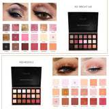 FOCALLURE 18 Colors Palette Eye Shadow - DromedarShop.com Online Boutique
