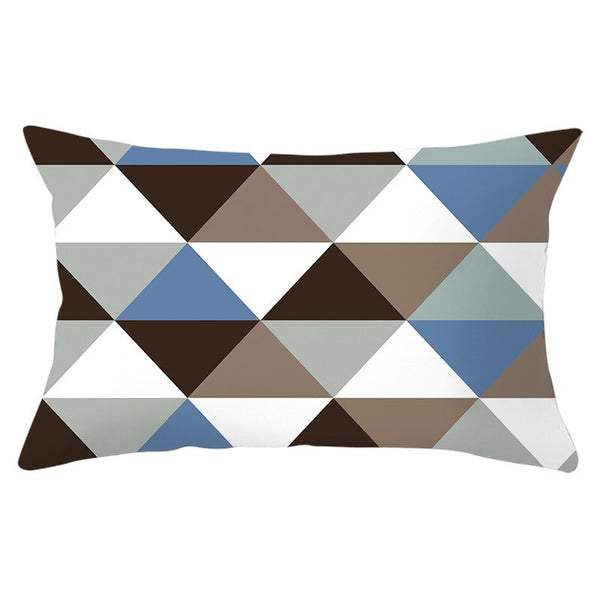 Geometric Pattern-Throw Pillow Cover-Home Decor Collection DromedarShop.com Online Boutique