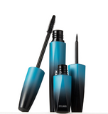 Curling Thick Mascara and Waterproof Lasting Eyeliner Cosmetic kit - DromedarShop.com Online Boutique