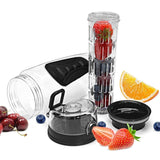 Water Fruit Infuser Juice Shaker DromedarShop.com Online Boutique