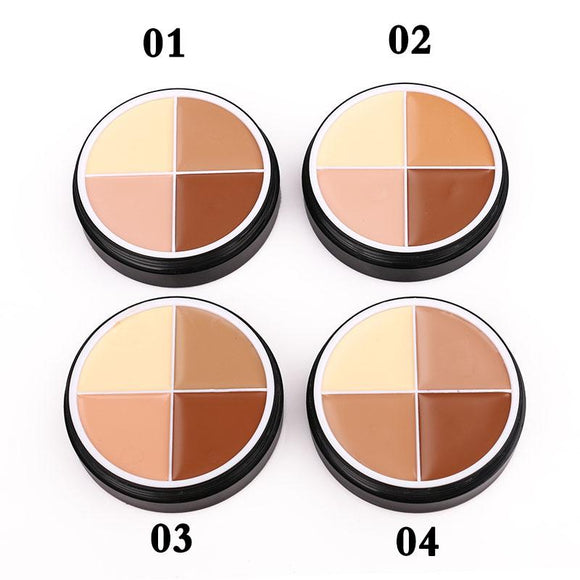 4 Colors  Makeup Palette - DromedarShop.com Online Boutique