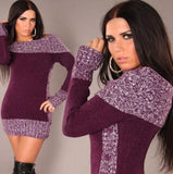 Women Long Pullover Top DromedarShop.com Online Boutique