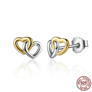 925 Sterling Silver Heart to Heart Jewelry Sets DromedarShop.com Online Boutique
