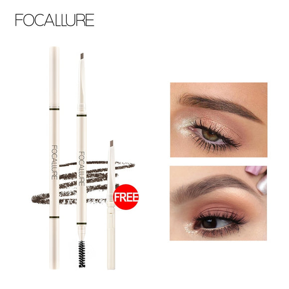 Artist Sketch Eyebrow Pencil Waterproof Natural Long Lasting Eye Makeup DromedarShop.com Online Boutique