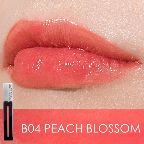 FOCALLURE Liquid Matte Waterproof Smooth High-Quality Lipgloss DromedarShop.com Online Boutique