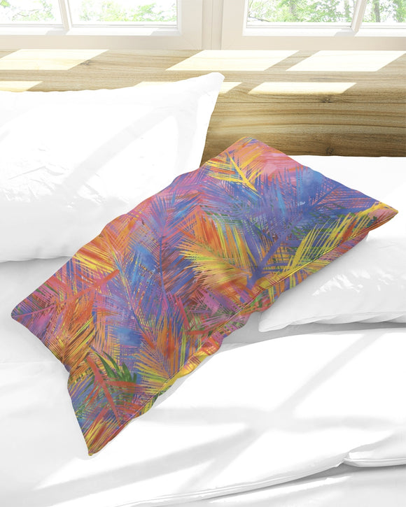 Flolige colorful King Pillow Case DromedarShop.com Online Boutique