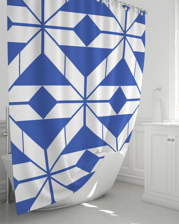 Aztec-Inca Collection Shower Curtain 72