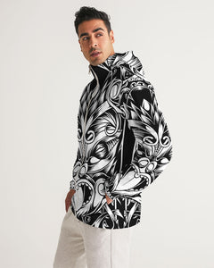 Maori Mask Collection Men's Windbreaker DromedarShop.com Online Boutique