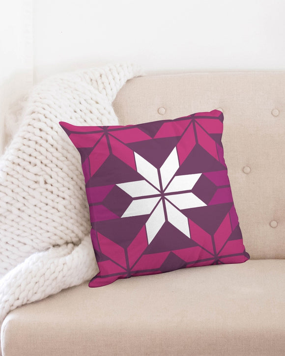 Aztec-Inka Collection Throw Pillow Case 18