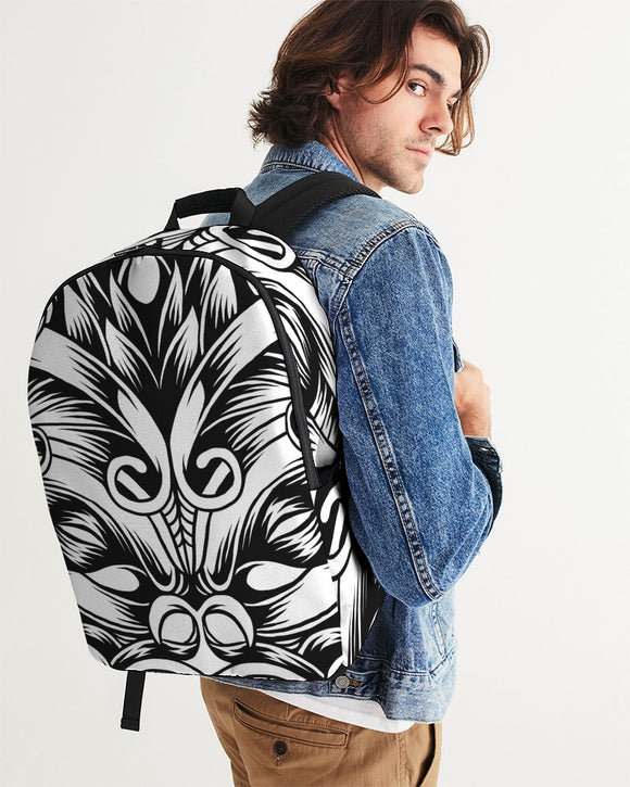 Maori Tribal Large Backpack DromedarShop.com Online Boutique