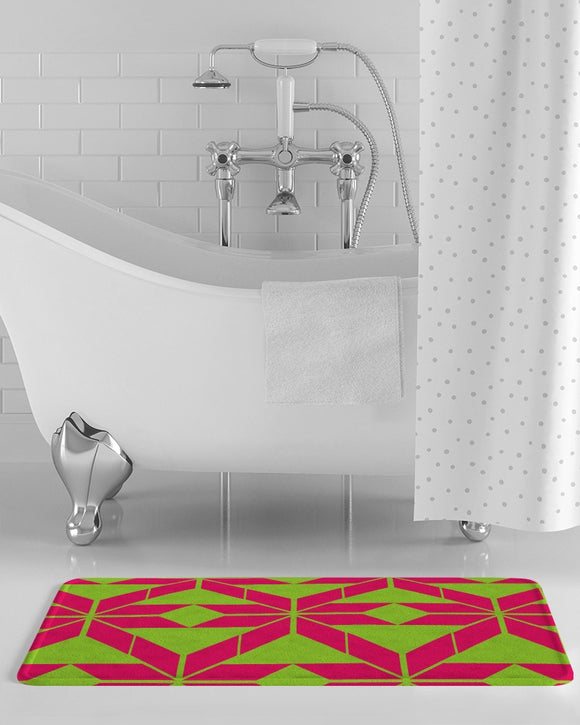 Aztec-Inka Collection Bath Mat DromedarShop.com Online Boutique