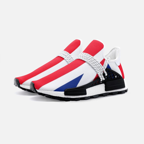 Great Britain Flag Unisex Lightweight Sneaker S-1 Boost DromedarShop.com Online Boutique