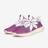 Aztec Purple pattern Unisex Lightweight Sneaker YZ Boost