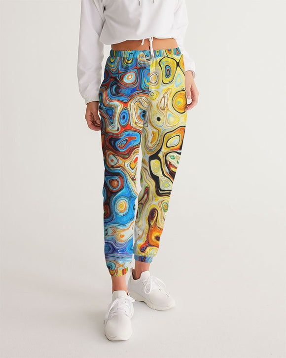 You Like Colors Women's Track Pants DromedarShop.com Online Boutique