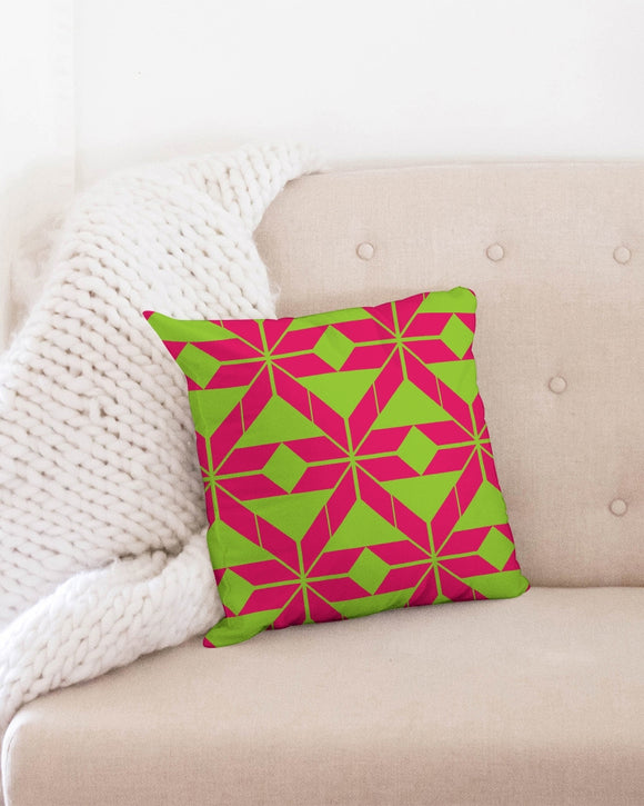 Aztec-Inka Collection Throw Pillow Case 16