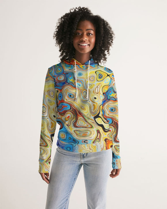 You Like Colors Women's Hoodie DromedarShop.com Online Boutique