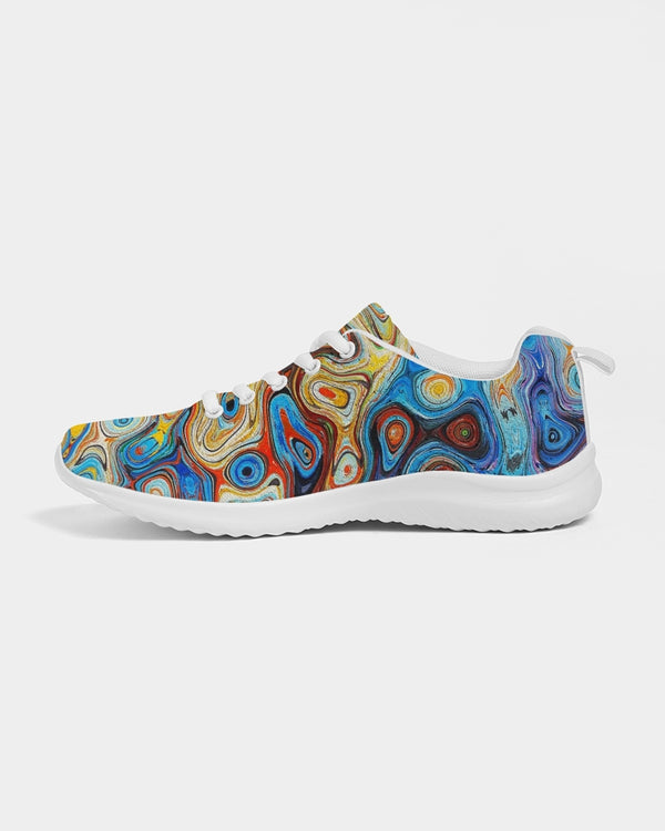 You Like Colors Women's Athletic Shoe DromedarShop.com Online Boutique