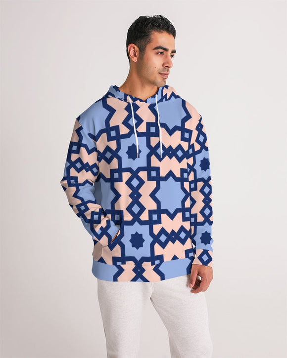 The Square Arabic pattern Men's Hoodie DromedarShop.com Online Boutique
