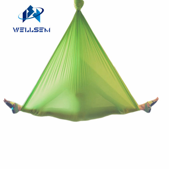 Professional Elastic Aerial Yoga Swing Multifunction Anti-gravity Hammock