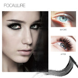 Professional Volume Curled Lashes Black Mascare Waterproof DromedarShop.com Online Boutique