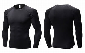 Men Long Sleeves Dry Fit Sportswear DromedarShop.com Online Boutique